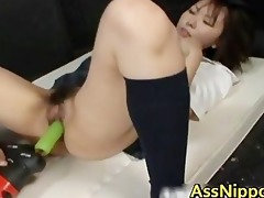 hina exciting aroused college woman part9