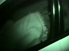 secret voyeur sex inside of the car