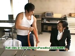 sora aoi blameless nasty oriental secretary
