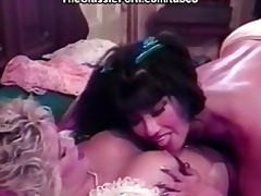 perverted lesbo pair bedroom pleasure