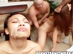 luci thai ejaculation cumpilation - greatest hits!