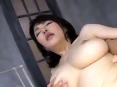 breasty oriental d like to fuck enjoys hardcore