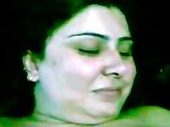 paki begum zeba shows her steaming muslim