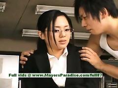 sora aoi sinless wicked chinese secretary enjoys