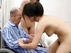 japanese av model undressed in public
