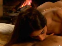 stimulating oral-sex