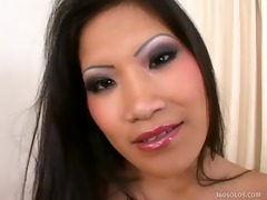 lustful oriental hottie christina from cali